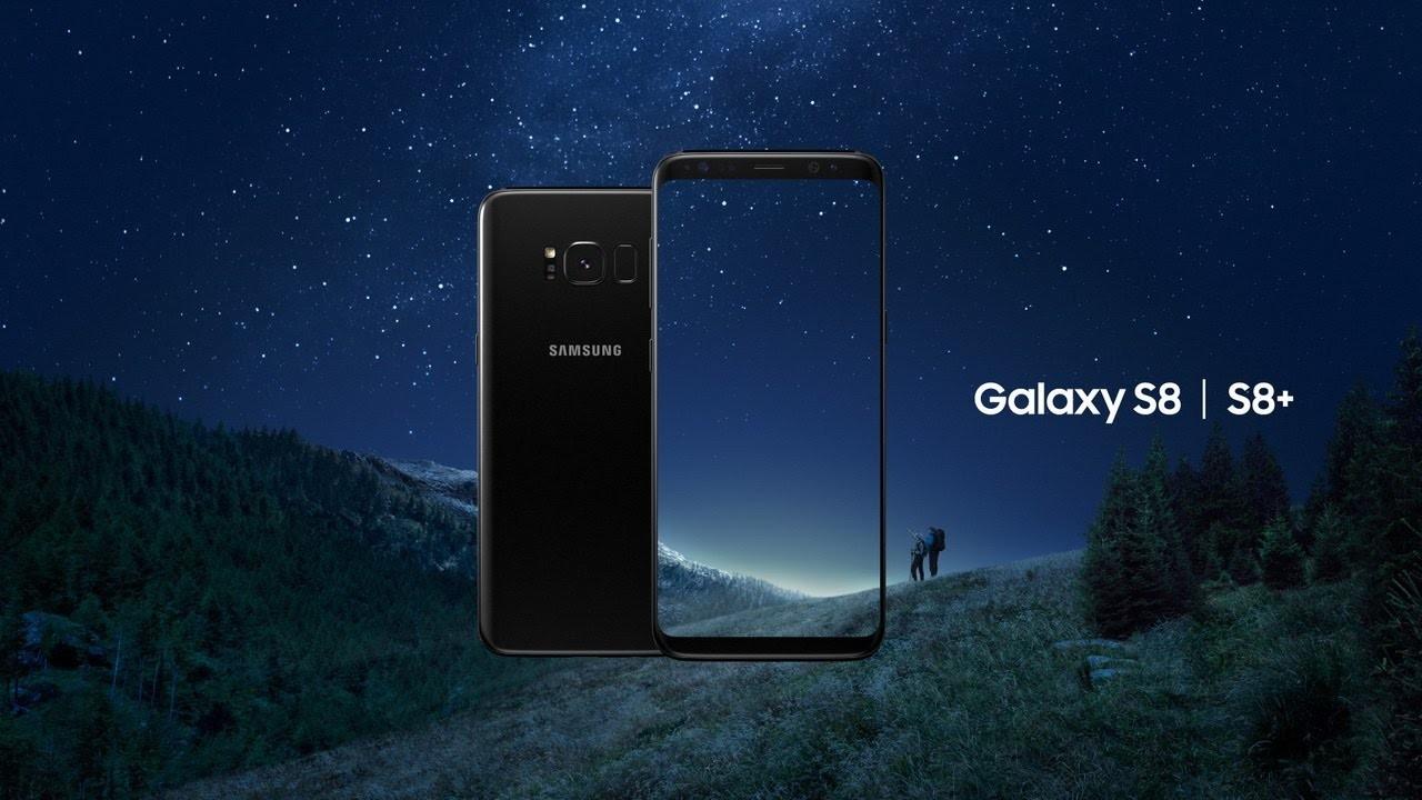 סמסונג מפיצה את האנדרואיד 8 לדגמי Galaxy S8 ו-Galaxy S8 Plus